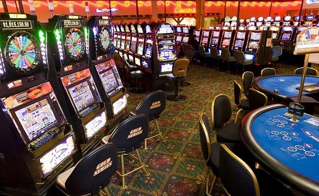 Permainan Mesin Slot Yang Di Sukai Banyak Orang