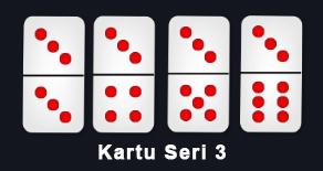 kartu domino ceme seri 3