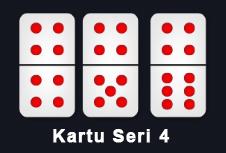 kartu domino ceme seri 4