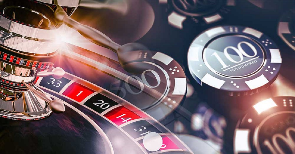 Roulette Chips fast Spin